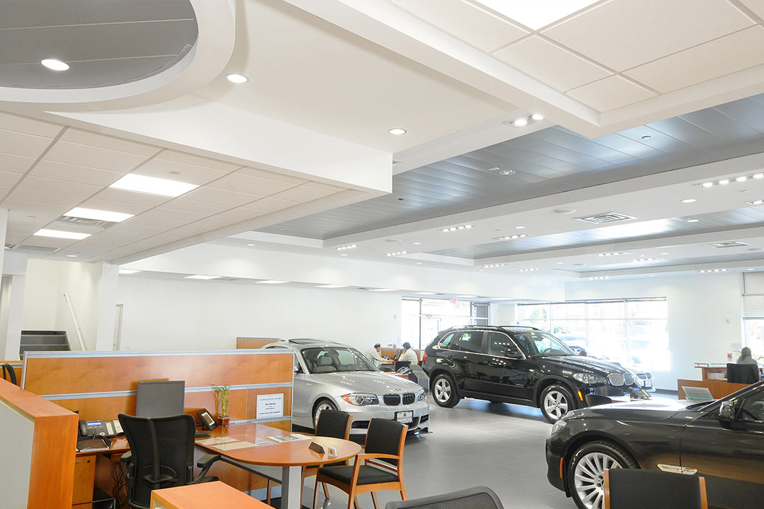 BMW Dealership Construction Company