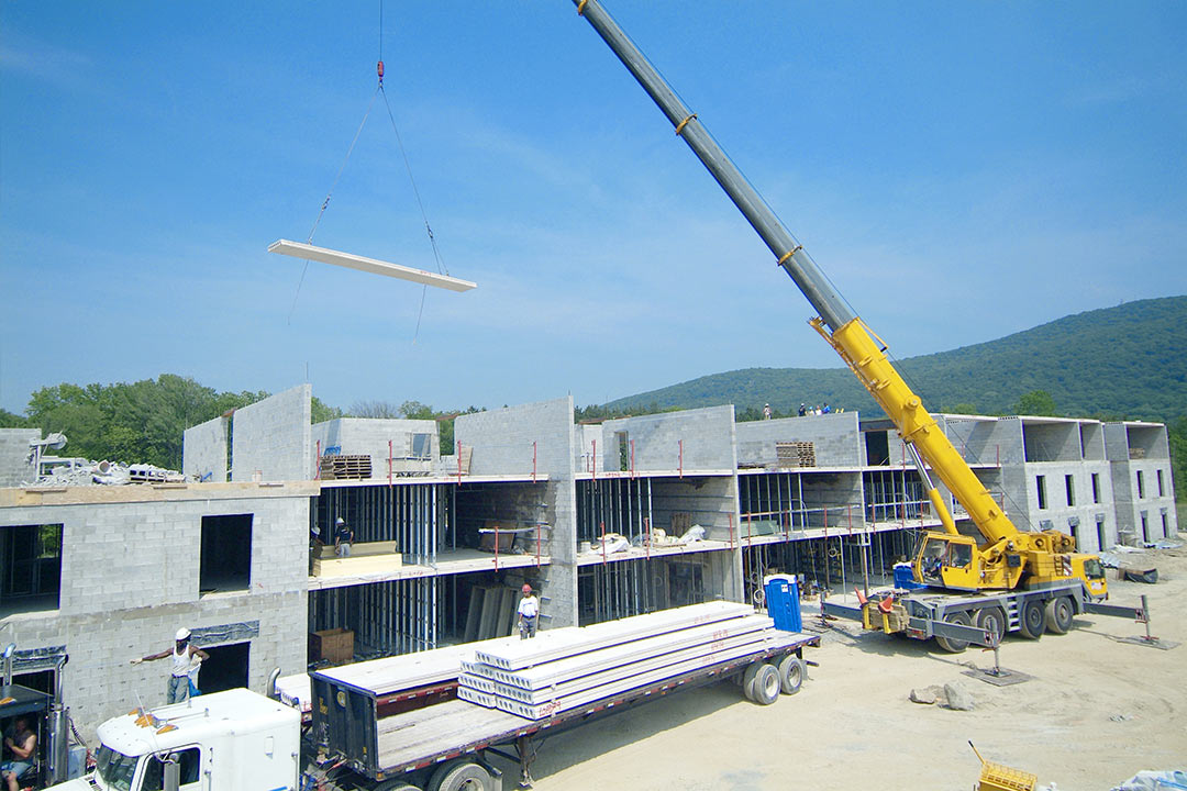 Hampton Inn Construction Company Site Developer